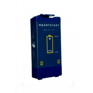 batteri hjärtstartare philips hs1 och frx