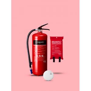 Lilla trygghetspaketet Röd
