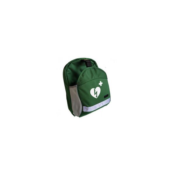 ryggsäck hjärtstartare