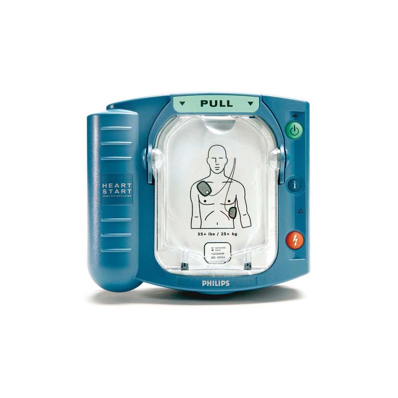 Hjärtstartare företag Philips HS1