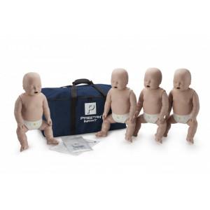 Prestan professional infant/baby - 4-pack - övningsdocka HLR
