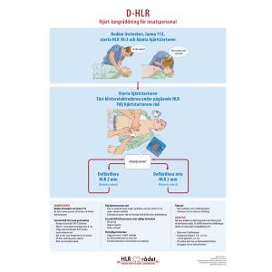 Plansch - handlingsplan D-HLR